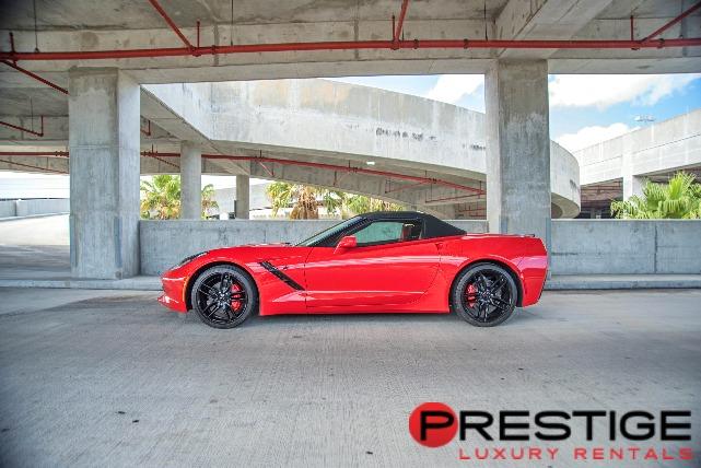 Corvette Rental
